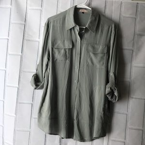 Alythea NEOT Shirt With side pockets Sz S